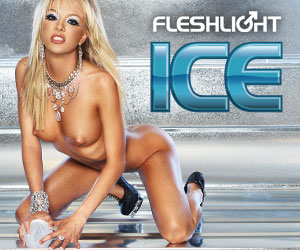 Get your transparent masturbation sleeve from Fleshlight