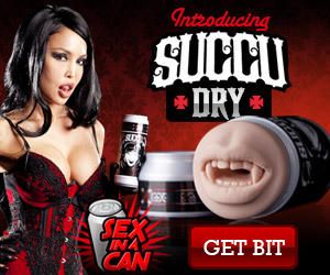 Vampire vagina toy by Fleshlight