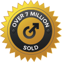 Over 5 Million Sold