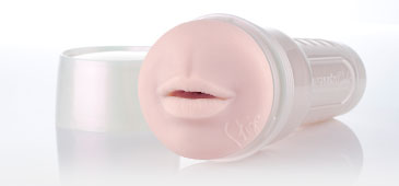 Image of Stoya's mouth