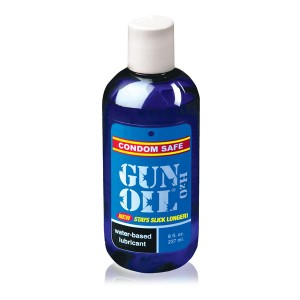 Gun Oil H2O Lube (8 oz.)