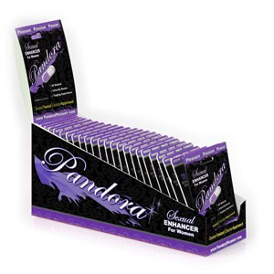 Pandora Female Sexual Enhancer 24-Count Pack