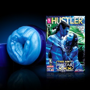 This Ain't Avatar XXX and Alien Fleshlight Combo