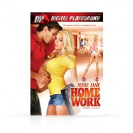 Jesse Jane Home Work