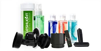 Fleshlight offers a variety of accessories to enhance your experience