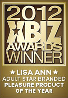 XBIZ Awards Winner