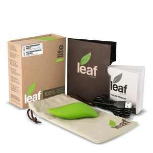 Life by Leaf Clitoral Vibrator